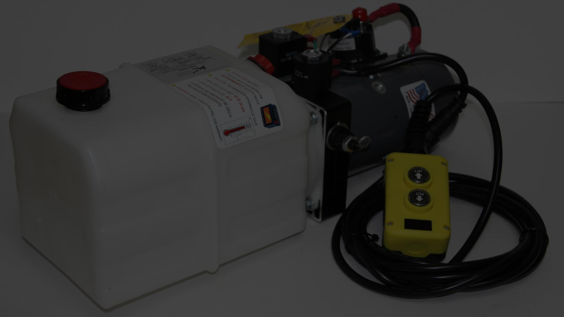 Installation Instructions: 12 VDC Dual Double-Acting | KTI Hydraulics, Inc.