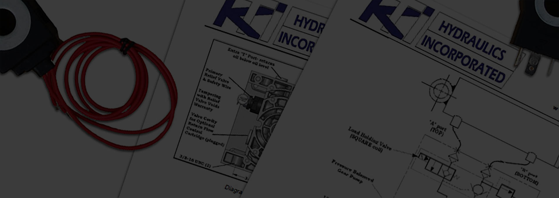 Dc Power Unit Troubleshooting Guide Kti Hydraulics Inc Understand Circuit Operation