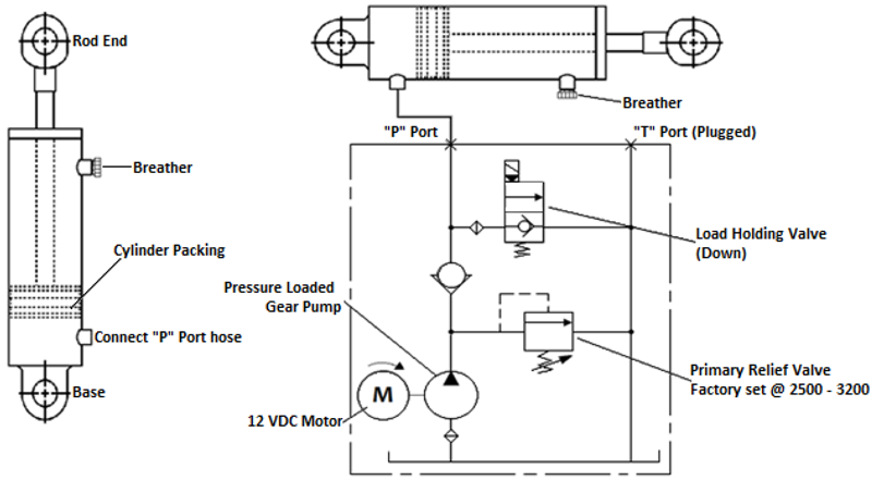 installation instructions  12 vdc single