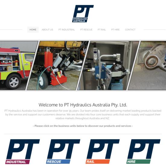 PT Hydraulics Australia